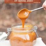 Dulce de leche de Coco! Sin lactosa, Paleo