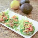 Tacos de carne Paleo