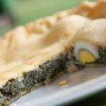 Tarta Pascualina. Sin gluten, sin lacteos, Paleo