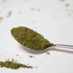 Como hacer polvo de espinaca y vegetales
