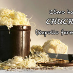 Receta de chucrut, repollo fermentado, sauerkraut casero