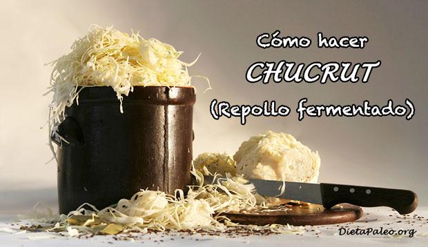 Receta de chucrut repollo fermentado sauerkraut casero for Como preparar repollo