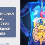 Lista de comidas del Protocolo Autoinmune Paleo