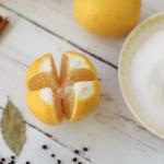 Limones preservados en sal