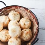 Pan paleo de mandioca/yuca